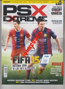 10/2014 PSX EXTREME.FIFA 15