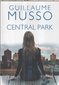 CENTRAL PARK GUILLAUME MUSSO NOWA