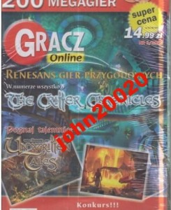 1/2013 GRACZ ONLINE.2 X CD.200 MEGAGIER