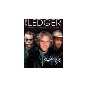 Heath Ledger. Osobisty album