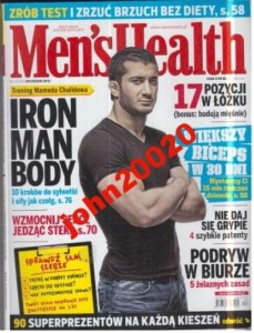 12/2012 MEN`S HEALTH.M CHALIDOW,,KHALIDOV