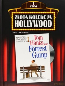 FORREST GUMP DVD HANKS  DVD  FOLIA