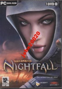 NIGHTFALL..PC-CD ROM