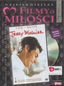 JERRY MAGUIRE.T CRUISE.FOLIA.DVD