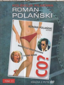 CO ? DVD.POLAŃSKI MASTROIANNI FOLIA