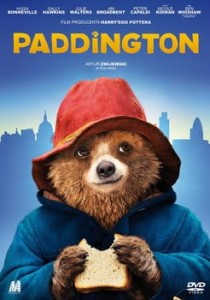 PADDINGTON DVD  FOLIA KIDMAN WHISHAW
