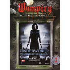 UNDERWORLD DVD BECKINSALE  FOLIA