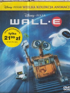 WALL-E  DVD DISNEY DUBBING FOLIA