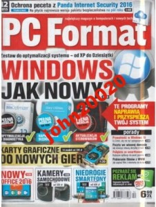12/2015 PC FORMAT.WINDOWS JAK NOWY.
