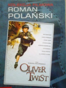 OLIVER TWIST,POLAŃSKI DVD