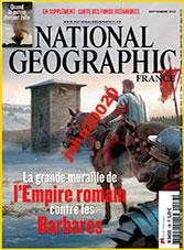 NATIONAL GEOGRAPHIC SEPTEMBRE 2012-FRANCE