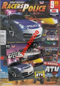 RACERS VS POLICE.PC CD-ROM