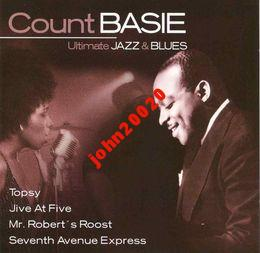COUNT BASIE.ULTIMATE JAZZ & BLUES.CD .FOLIA