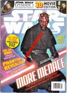 STAR WARS INSIDER ISSUE 107.MARCH 2012