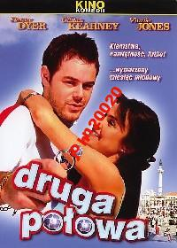 DRUGA POŁOWA .DYER,JONES.DVD
