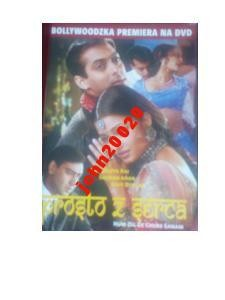 PROSTO Z SECA-dvd-bollywood