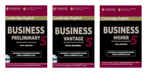 CAMBRIDGE ENGLISH BUSINESS 5  PRELIMINARY VANTAGE HIGHER WITH ANSWERS