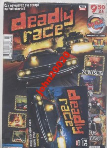 DEADLY RACE,SPACE FIGH,SUPER MOTOCROSS pc cd rom