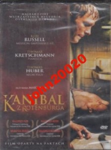 KANIBAL Z ROTENBURG.FOLIA.DVD