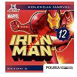 IRON MAN 12.MARVEL.SEZON 2.VCD