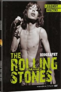 THE ROLLING STONES LEGENDY MUZYKI DVD NOWE FOLIA