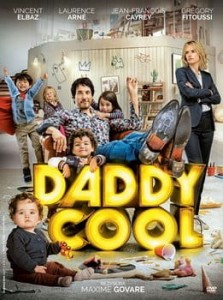 DADDY COOL DVD GOVARE ELBAZ FOLIA