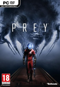PREY PC DVD