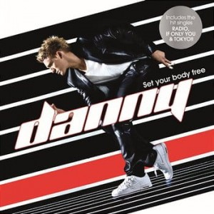 DANNY SET YOUR BODY FREE CD NOWA FOLIA