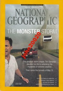 11/2013 NATIONAL GEOGRAPHIC THE MONSTER STORM