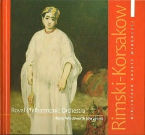RIMSKI -KORSAKOW ROYAL PHILHARMONIC CD FOLIA