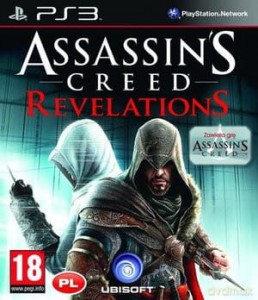 ASSASSIN`S CREED REVELATIONS + ASSASSIN`S CREED GRA PS3