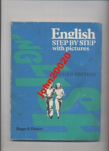 ENGLISH STEP BY STEP.BOGGS & DIXSONS