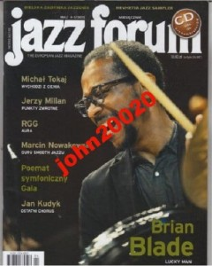 4-5/2015 JAZZ FORUM.THE EURPEAN JAZZ MAGAZINE