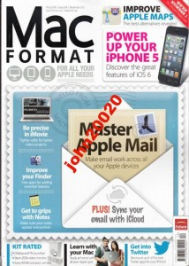 MAC FORMAT 12/2012.MASTER APPLE MAIL