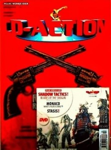 13/2018 CD ACTION DVD SHADOW TACTICS BLADES