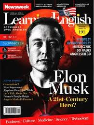 1/2019 NEWSWEEK LEARNING ENGLISH ELON MUSK