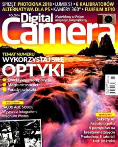 11/2018 DIGITAL CAMERA OPTYKA  ASTROFOTOGRAFIA CD
