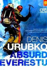 ABSURD EVERESTU DENIS URUBKO  336 STRON  EVEREST MORO