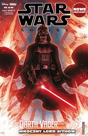 4/2018 STAR WARS DARTH VADER KOMIKS