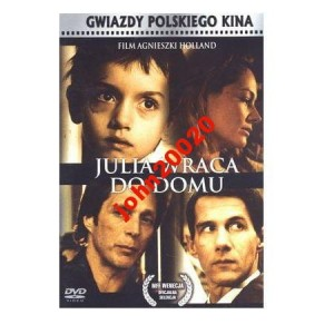 JULIA WRACA DO DOMU A.Holland-DVD