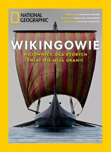 1/2019 NATIONAL GEOGRAPHIC WIKINGOWIE