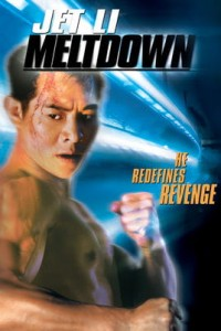 MELTDOWN JET LI DVD