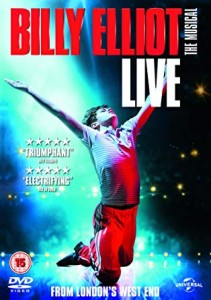 BILLY ELLIOT THE MUSICAL LIVE DVD