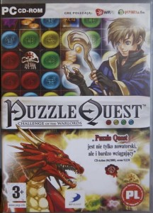 PUZZLE QUEST PC CD-ROM