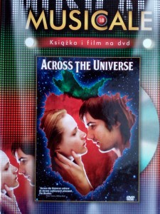 ACROSS THE UNIVERSE GROSS BARATTA DVD