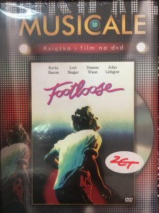 FOOTLOOSE BACON SINGER DVD