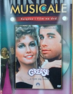 GREASE TRAVOLTA NEWTON-JOHN DVD