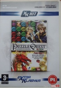 PUZZLE QUEST EXTRA  CD