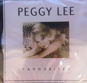 PEGGY LEE FAVOURITES CD