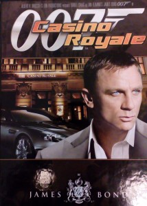 CASINO ROYALE DVD BOND 007 DANIEL CRAIG